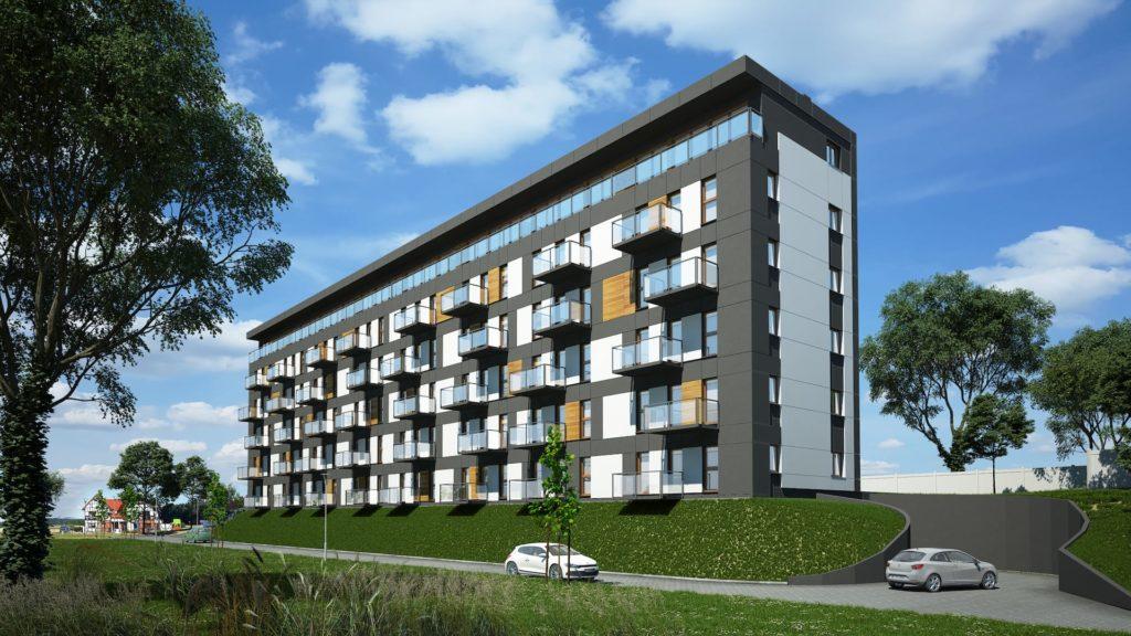 nowe mieszkania Poznań Chlebowa