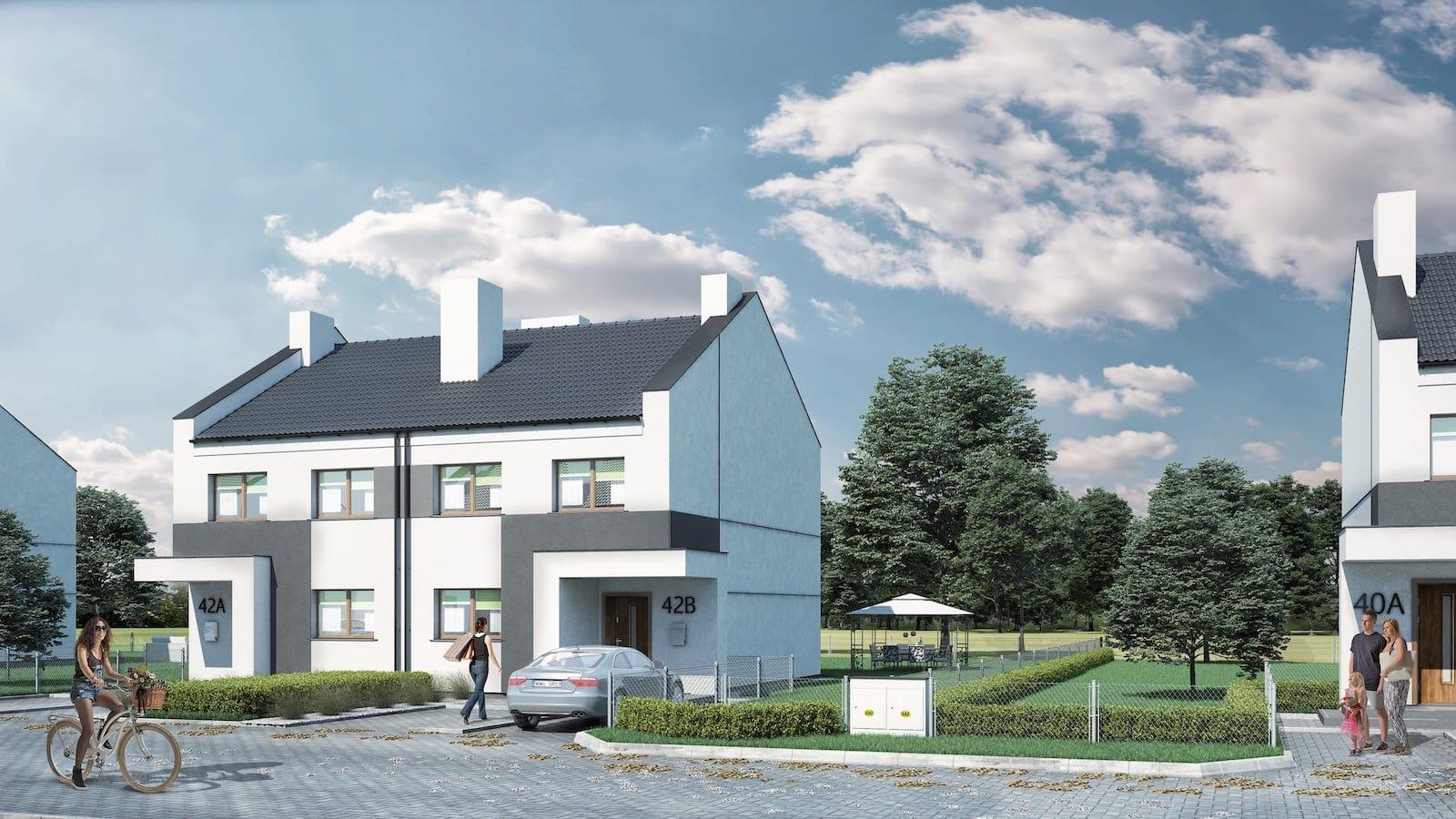Nowe mieszkanie Rabowice