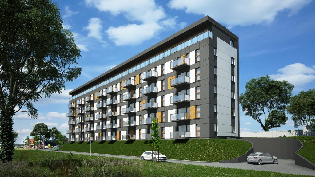 Poznań Zawady nowe mieszkania