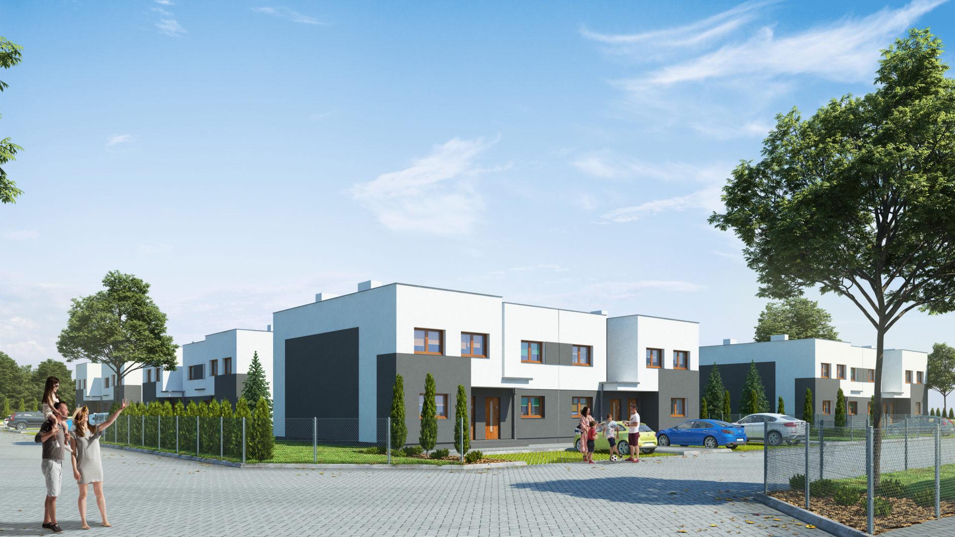 Nowe mieszkania Biedrusko osiedle