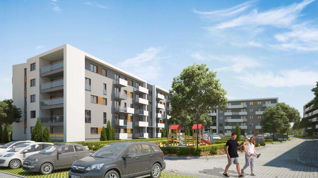 Poznań Jasielska nowe mieszkania