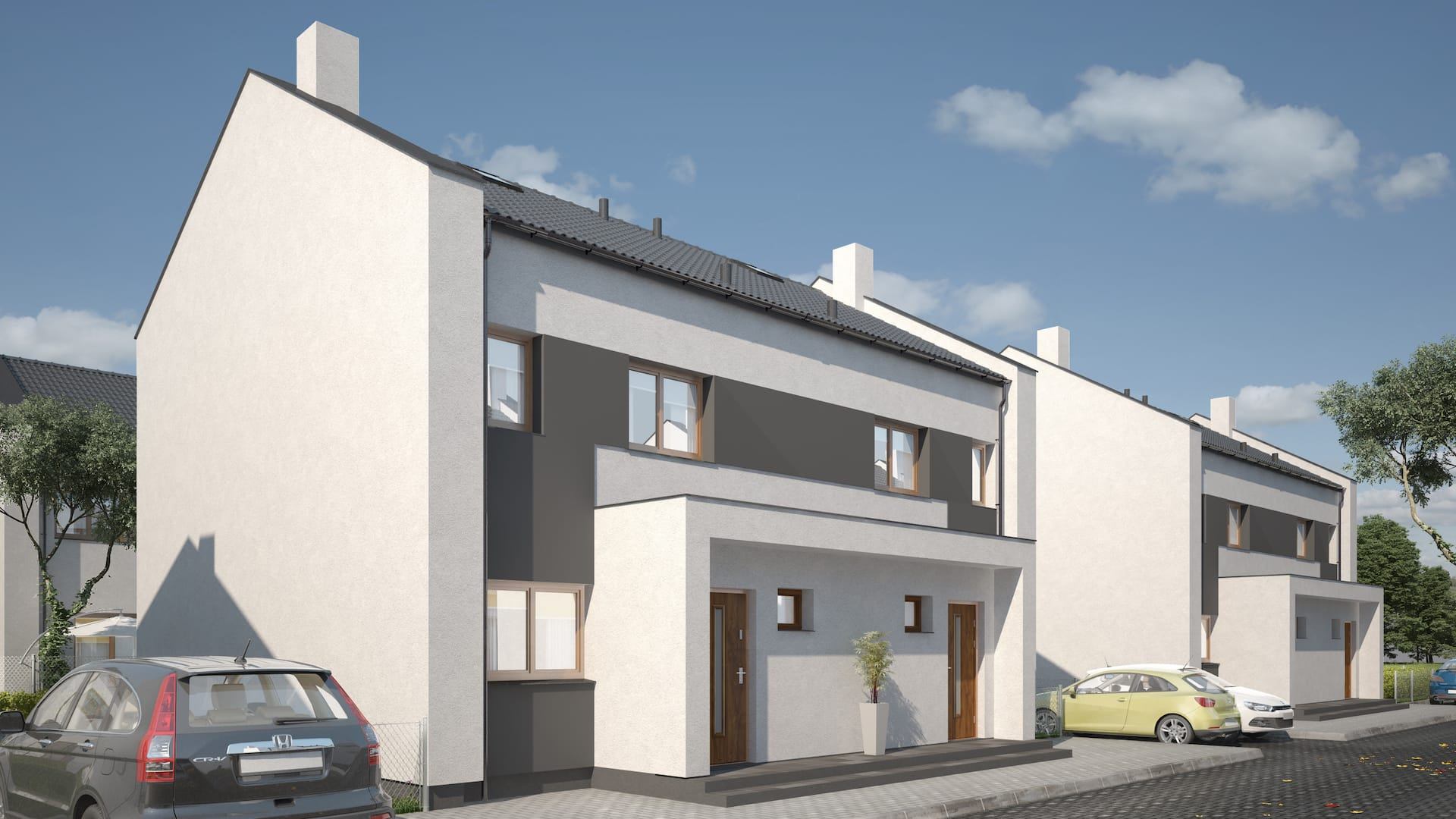 nowe mieszkania wiry poznańska