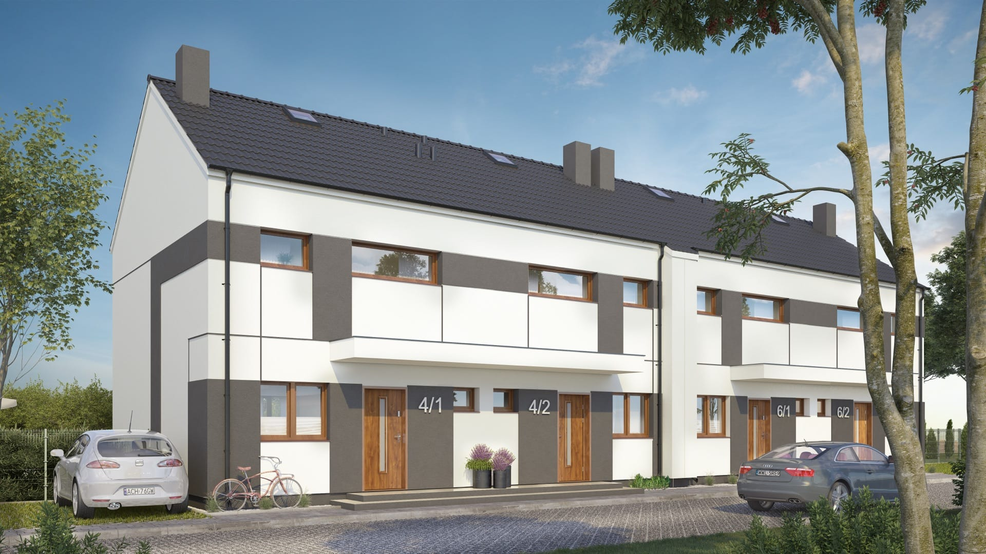 Nowe mieszkanie Komorniki Żabikowska
