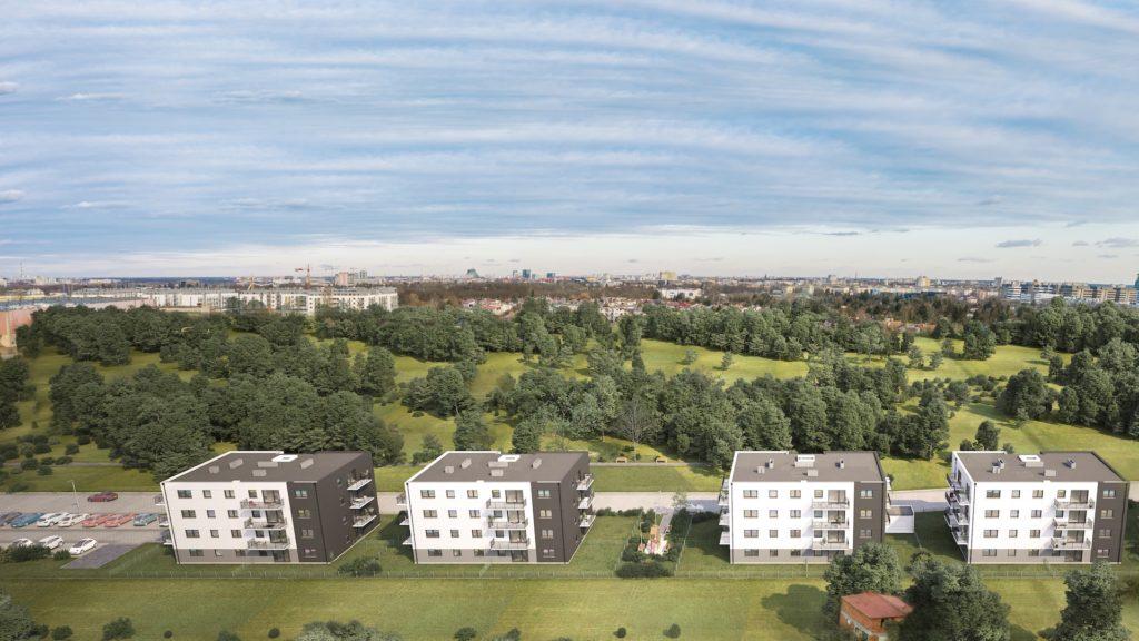 nowe mieszkania Poznań 5 Stycznia